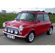 Mini – Jim On Cars
