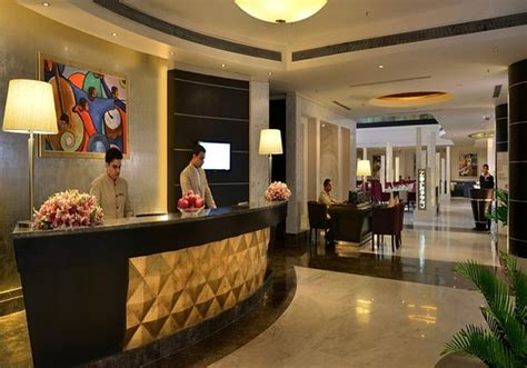 office hotel front office picture of james hotels limited chandigarh