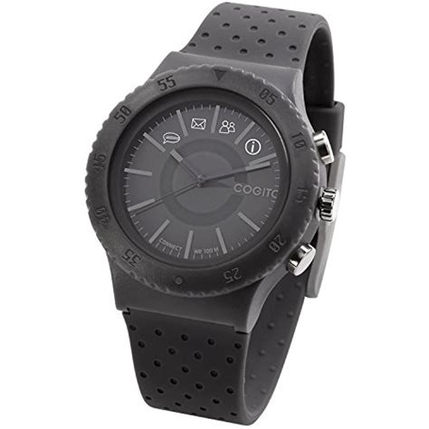 Cogito Pop Fashion Connected Black Panther Cism01bh 1 cogito pop smart bluetooth connected grey