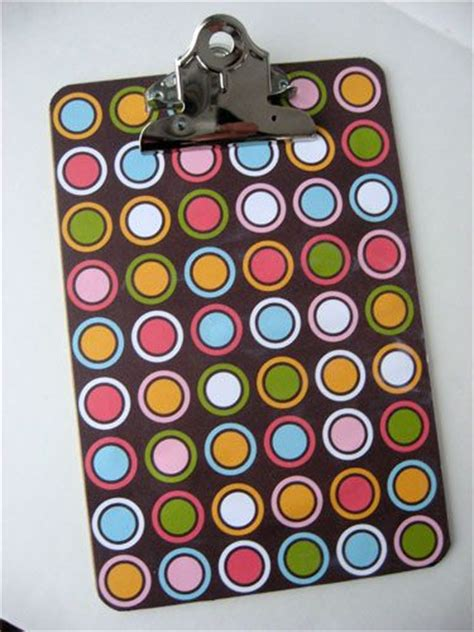 How To Decorate Clipboard by 25 Best Ideas About Decorative Clipboards On