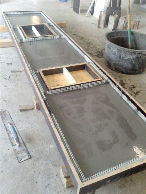 arbeitsplatte kosten 544 k 252 chenplatte aus beton selber machen industriemeister