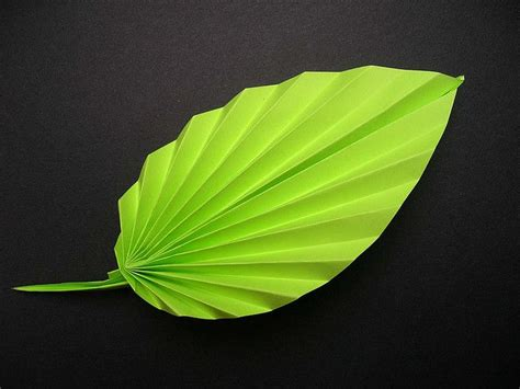 Origami Pot Leaf - 271 best images about origami leaves on how to