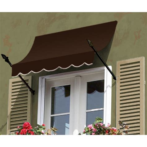 Awntech Awnings by Shop Awntech 8 174 New Orleans 174 31 Quot H X 16 Quot D