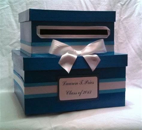 Graduation Gift Card Box - 17 best images about graduation gift ideas on pinterest grad cap college graduation