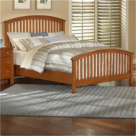 Home Design Center Howell Nj by 302 559 Vaughan Bassett Furniture Queen Arched Slat Bed
