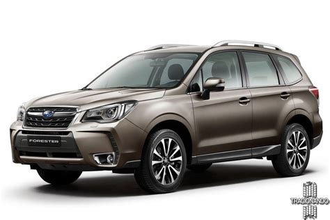 Subaru Xt Turbo by Subaru Forester Xt Turbo 2017 Estreia Por R 159 600