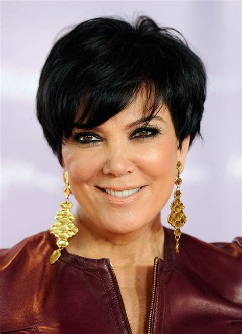 what color is kris jenner hair hairstyles kris jenner