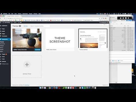 wordpress tutorial from scratch wordpress create a theme from scratch tutorial tuesday