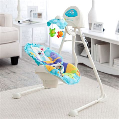 Blue Sky Cradle Baby Swing Can Turn Your Nursery Into A