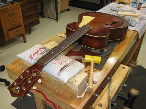 Guitar Repair Bench Yelp