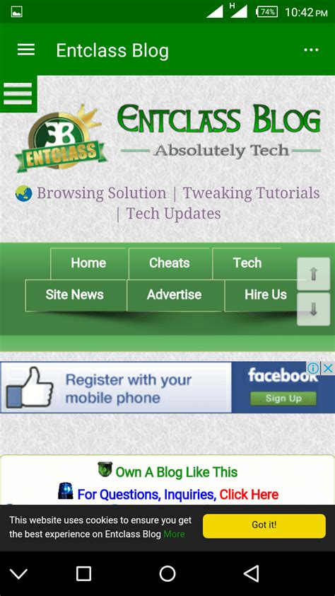 android themes blog download latest entclass blog android app v2 3 on