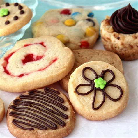 Cookies For All all in one cookie recipe makes 5 delicious cookie flavors sugarywinzy