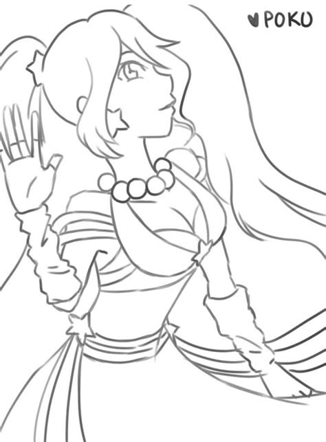 Grey Outline League Of Legends by Arcade Sona Outline League Of Legends Official Amino