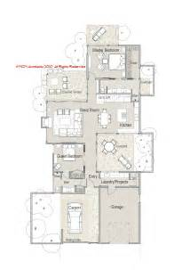 modern floor plan mcm design contemporary house plan 2