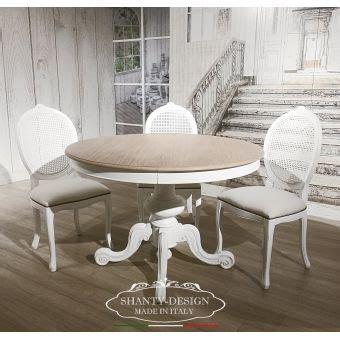 tavoli stile provenzale tavolo shabby provenzale in legno decapato cottage