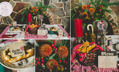 german themed decorations ca style inspiration once upon a sweet winter s
