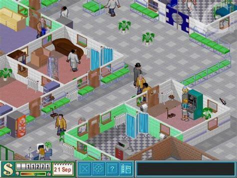 themes hospital 1001 jogos para jogar antes de morrer parte 3 critical