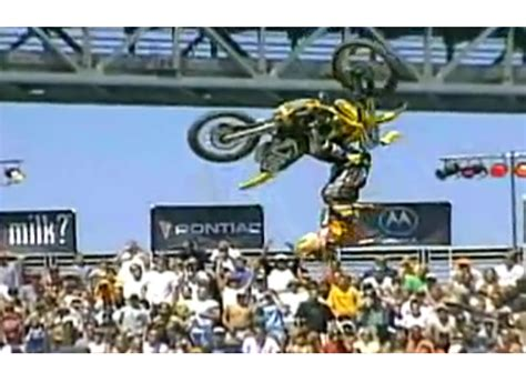 freestyle motocross crashes freestyle motocross crash the quota