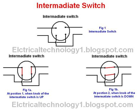 intermediate switch wiring diagram uk image collections