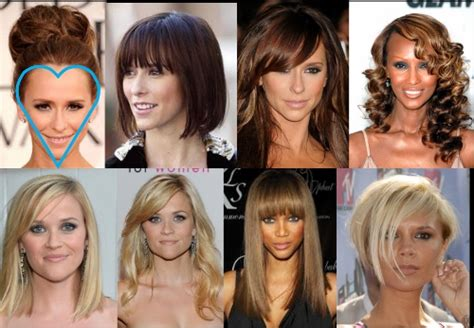face shapes and hairstyles for women 2016 most favorable hairstyles for your face shape