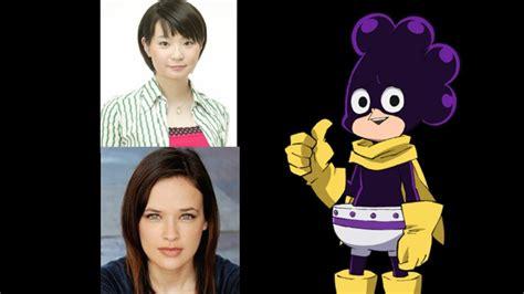 hot english anime voice actors anime voice comparison minoru mineta my hero academia