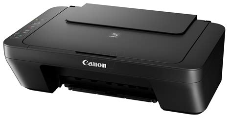 Printer Canon Three In One canon mg2555s 3 in 1 multifunctional printer at reichelt elektronik
