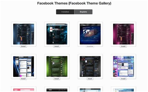 facebook themes in google chrome تم فیسبوک خود را با facebook themes عوض کنید پی سی مرورگر