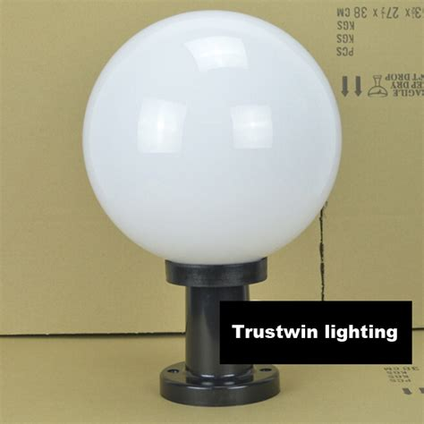 popular outdoor light sphere buy cheap outdoor light