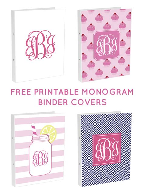 free printable monogram templates monogram printable images gallery category page 1
