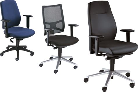 increase your efficiency at work with ergonomic chairs