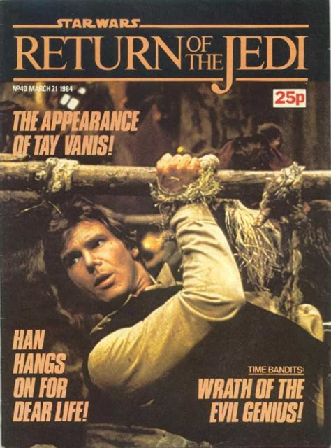 Of The Jedi Volume 3 return of the jedi weekly uk vol 1 40 marvel database fandom powered by wikia