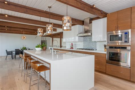 Century Kitchens by Newport Midcentury Modern Home Midcentury