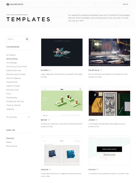 Wix Vs Squarespace Which Is Better Wix Or Squarespace Logic Inbound Best Squarespace Template For Writers