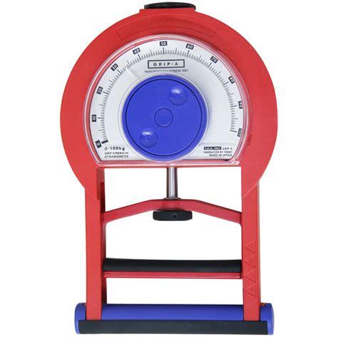 Handgrip Dynamometer takei analogue dynamometer 5001 p a ltd