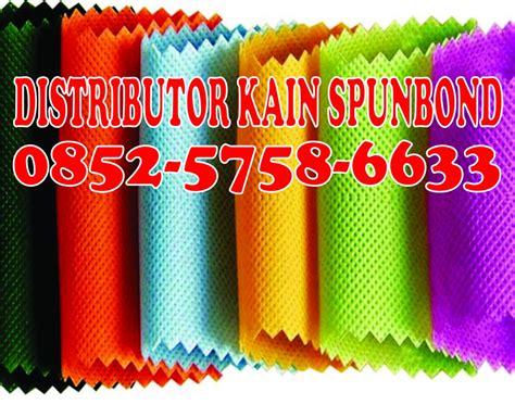 Kain Spunbond Per Meter 0852 5758 6633 simpati harga kain bahan harga kain per