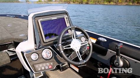 boating magazine reviews boating magazine tests and reviews the ranger z522d youtube