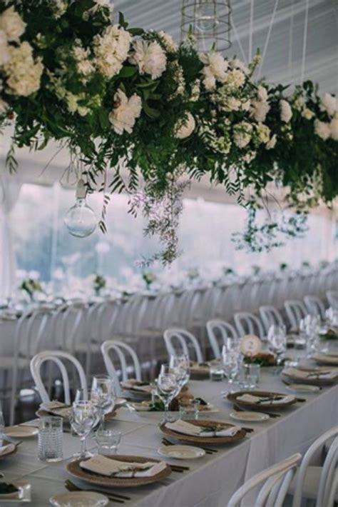 best 25 hanging flowers wedding ideas on hanging flowers white wedding decorations