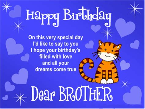 Big Birthday Quotes Happy Birthday Brother Quotes Happy Birthday Bro