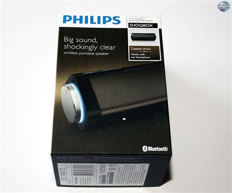 Philips Shoqbox Sb7100 By Philips test philips shoqbox sb7100
