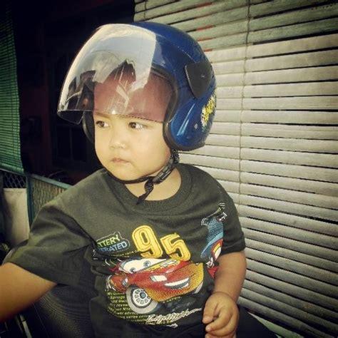 Helm Gm Untuk Anak Anak memilih helm motor untuk anak komunitas