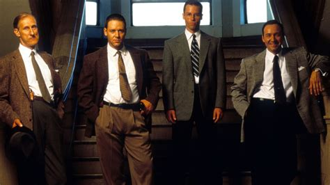 Novel Import La Confidential cbs is working on an l a confidential tv show