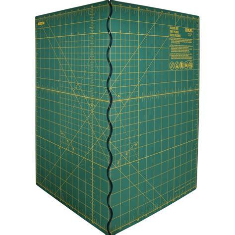folding cutting mat 17 x 24