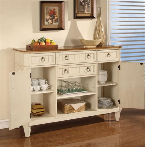 decorate furniture kitchen buffet and hutch furniture at home interior designing