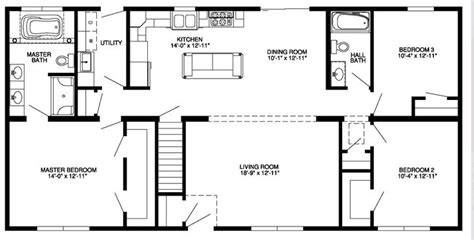Double Wide Mobile Homes Floor Plans house management good deal mama