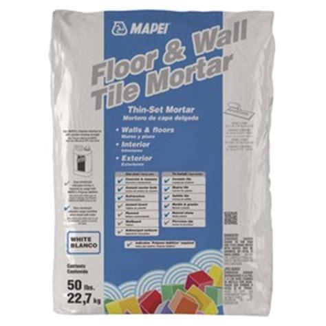 shop mapei keraset white 50 lb white powder dry thinset