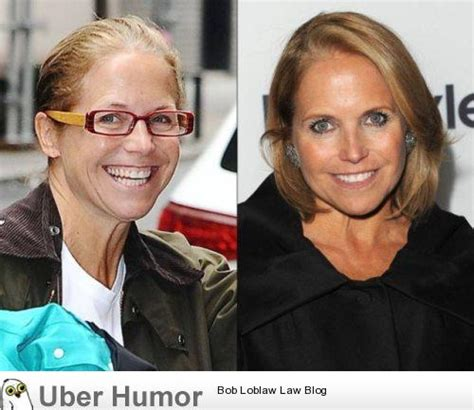 is katie couric skin warm or cool considered hot celebrities without makeup there is no god 29