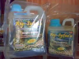 Asy Syifaa U Madu Murni Riau 1 Kg madu asy syifaa u madu murni plus royal jelly dan bee pollen