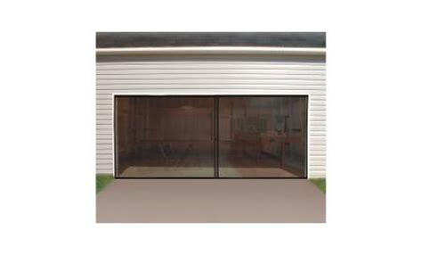 garage door mesh screen obo garage door bug screen door mesh net mosquito