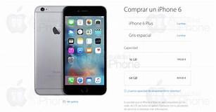 Image result for Tienda Apple precios iPhone 6