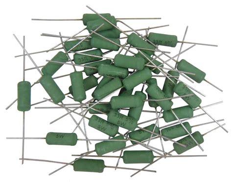 resistor de fio 100r 20w altana resistores de fio de niquel cromo de 10k a 82k
